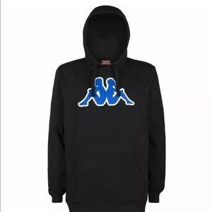 Men's NWT Kappa AIRITI Training Sweatshirt/Hoodie